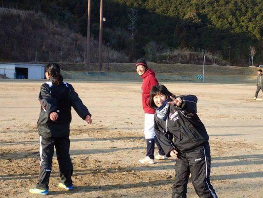 20170123_05和歌山ファイティングバーズNANAの練習風景