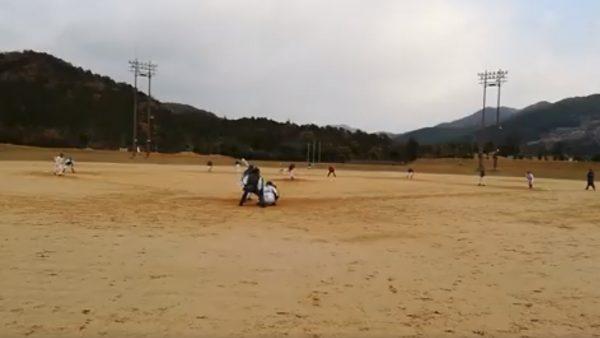 交流戦 NANAvsキノリバ(男子)