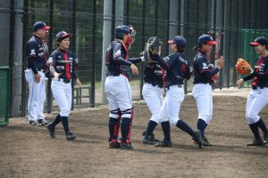 『第9回関西女子硬式野球選手権ラッキートーナメント大会』3回戦の試合の詳細