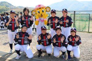 明日は関西女子硬式野球選手権大会三回戦!