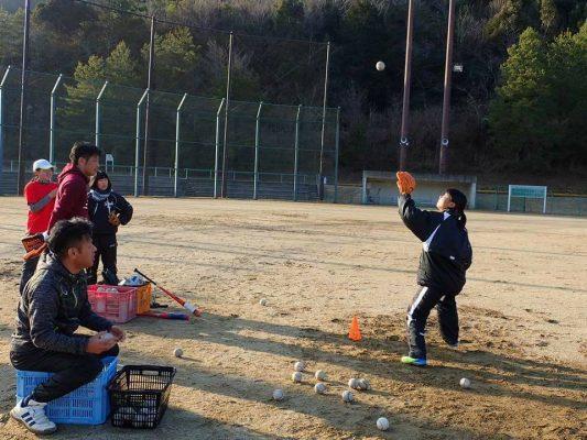 20170123_07和歌山ファイティングバーズNANAの練習風景
