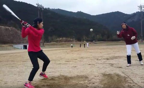 20170128_01 和歌山ファイティングバーズNANAの練習風景