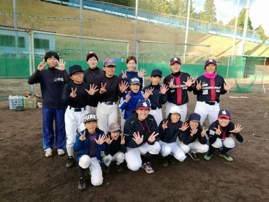 20171114_ ふれあい野球教室_竜神女子