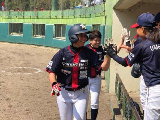 【速報】全日本女子硬式クラブ野球選手権大会出場決定!!