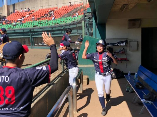 第13回 全日本女子硬式クラブ野球選手権大会 二回戦は惜敗!