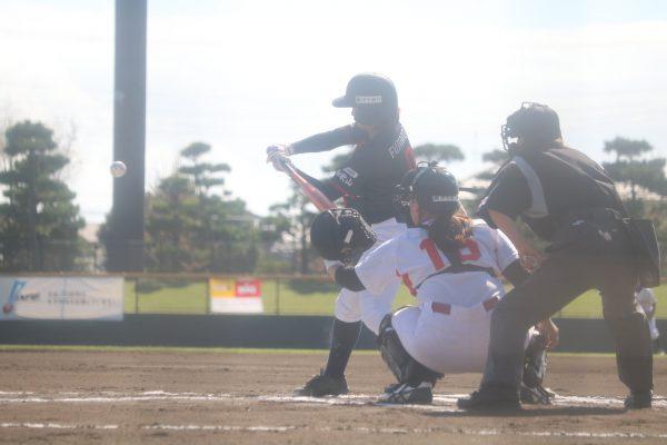 第13回 全日本女子硬式クラブ野球選手権大会 一回戦